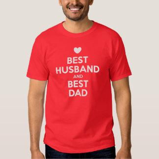 El mejor marido y el mejor papá playera