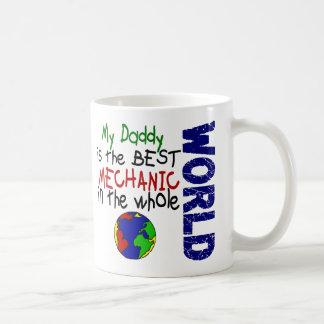 El mejor mecánico en el mundo 2 (papá) taza