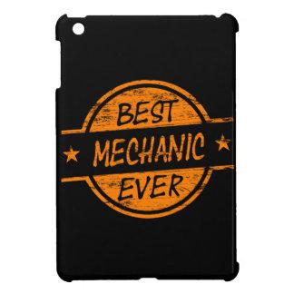 El mejor mecánico siempre anaranjado