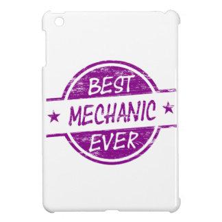 El mejor mecánico siempre púrpura
