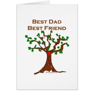 El mejor mejor amigo del papá felicitaciones