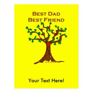 El mejor mejor amigo del papá postal