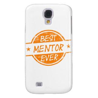 El mejor mentor siempre anaranjado