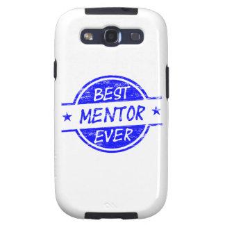 El mejor mentor siempre azul galaxy SIII protectores