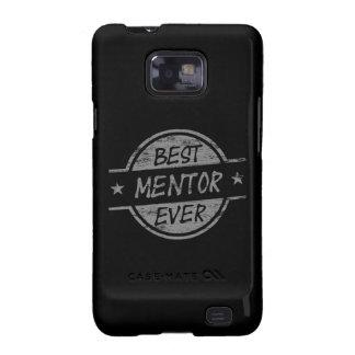 El mejor mentor siempre gris samsung galaxy SII carcasas