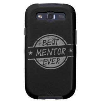 El mejor mentor siempre gris galaxy SIII carcasas
