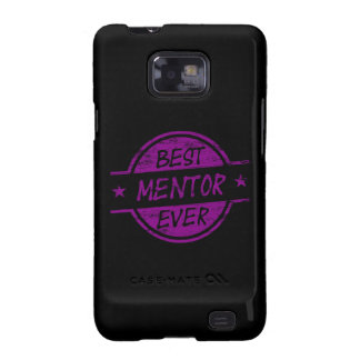El mejor mentor siempre púrpura samsung galaxy SII fundas