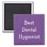 El mejor modelo púrpura W1967 del higienista denta Iman
