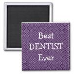 El mejor modelo siempre púrpura W1966 del dentista Iman De Frigorífico
