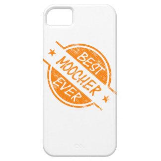 El mejor Moocher siempre anaranjado iPhone 5 Case-Mate Protector