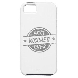 El mejor Moocher siempre gris iPhone 5 Coberturas
