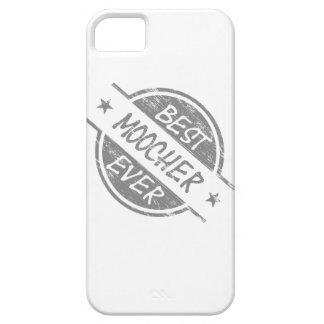El mejor Moocher siempre gris iPhone 5 Protector