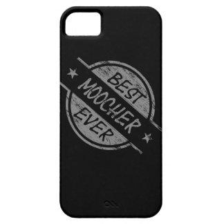 El mejor Moocher siempre gris iPhone 5 Case-Mate Cobertura