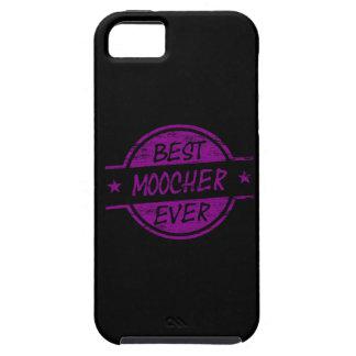 El mejor Moocher siempre púrpura iPhone 5 Case-Mate Protector