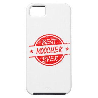 El mejor Moocher siempre rojo iPhone 5 Case-Mate Fundas