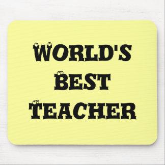El mejor mousepad del profesor del mundo