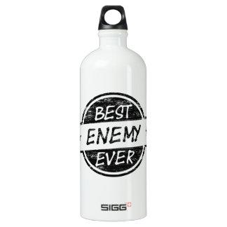 El mejor negro del enemigo nunca botella de agua