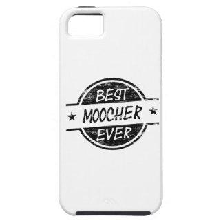 El mejor negro del Moocher nunca iPhone 5 Protector