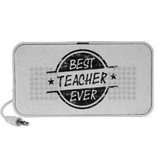 El mejor negro del profesor nunca altavoz