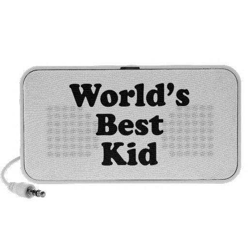 El mejor niño del mundo altavoz de viajar