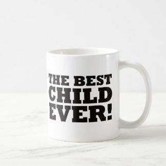 El mejor niño nunca taza