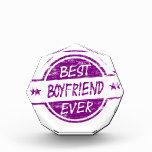 El mejor novio siempre púrpura