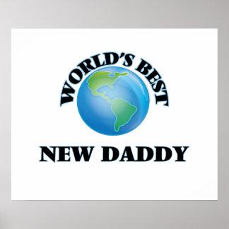 El mejor nuevo papá del mundo póster