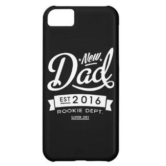 El mejor nuevo papá oscuro 2016 funda para iPhone 5C