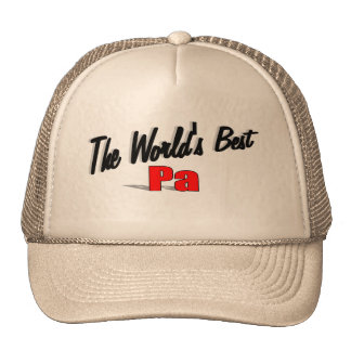 El mejor PA del mundo Gorro