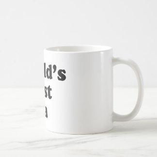 El mejor PA del mundo Tazas De Café