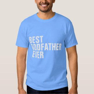 El mejor padrino nunca remera