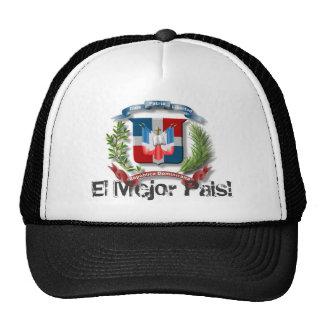 El Mejor Pais! Trucker Hats