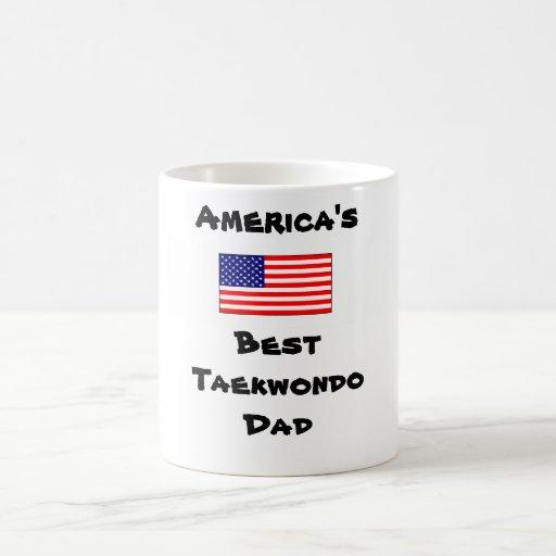 El mejor papá de América Taza Clásica