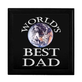 El mejor papá de los mundos cajas de recuerdo