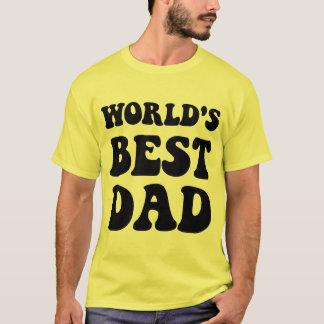 El mejor papá de los mundos playera