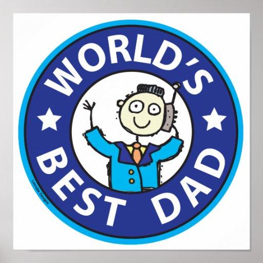 El mejor papá de los mundos póster