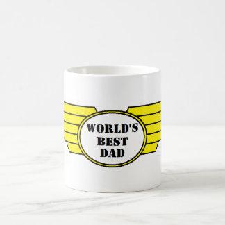 el mejor papá de los mundos se va volando la taza