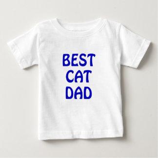 El mejor papá del gato playeras