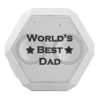 El mejor papá del mundo altavoces bluetooth blancos boombot REX