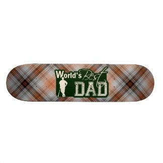 El mejor papá del mundo; Béisbol Monopatín Personalizado