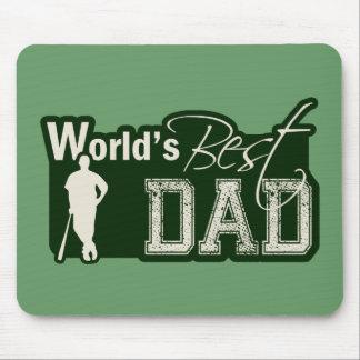 El mejor papá del mundo; Béisbol Tapetes De Raton