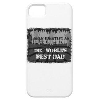 El mejor papá del mundo iPhone 5 funda