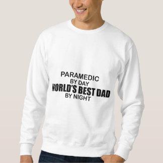 El mejor papá del mundo - paramédico suéter