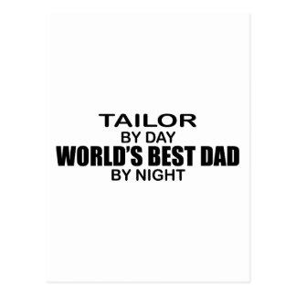 El mejor papá del mundo - sastre postales
