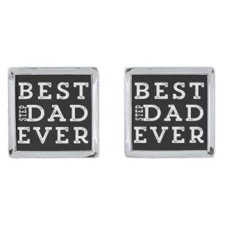 El mejor papá del paso nunca gemelos plateados