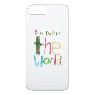 el mejor papá en el mundo funda iPhone 7 plus