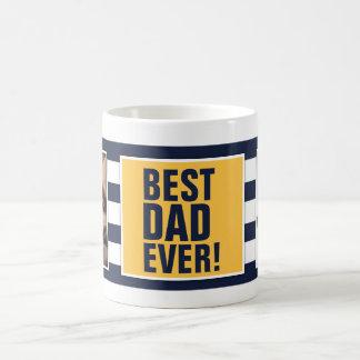 ¡El mejor papá nunca! - El día de padre Taza De Café