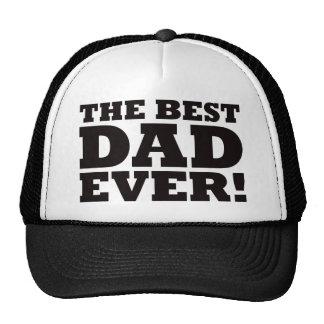 El mejor papá nunca gorra