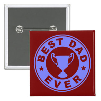 El mejor papá nunca pins