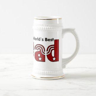 El mejor papá Stein del mundo Tazas De Café